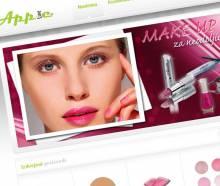 WEB shop aplikacija
