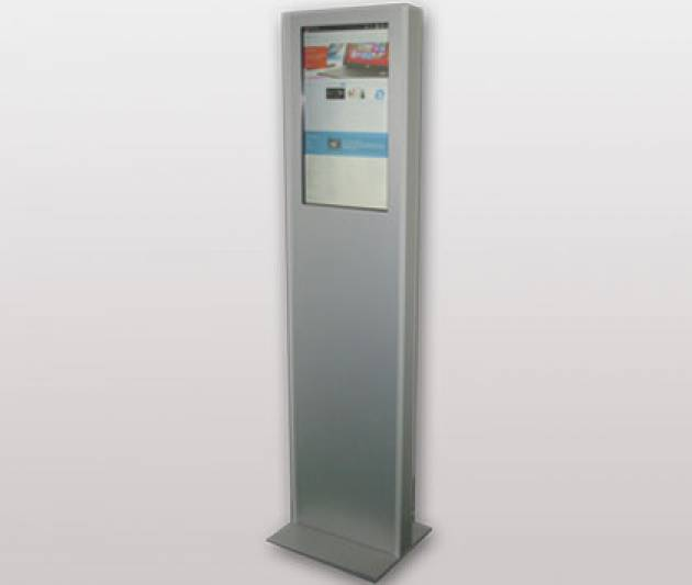 "Touch Screen 24"" Kiosk"
